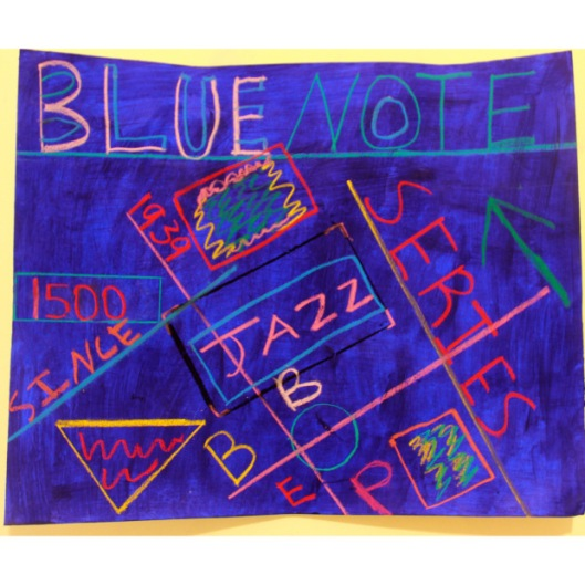 """""""BLUE NOTE"""""""